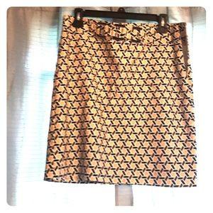 Great little geo skirt.